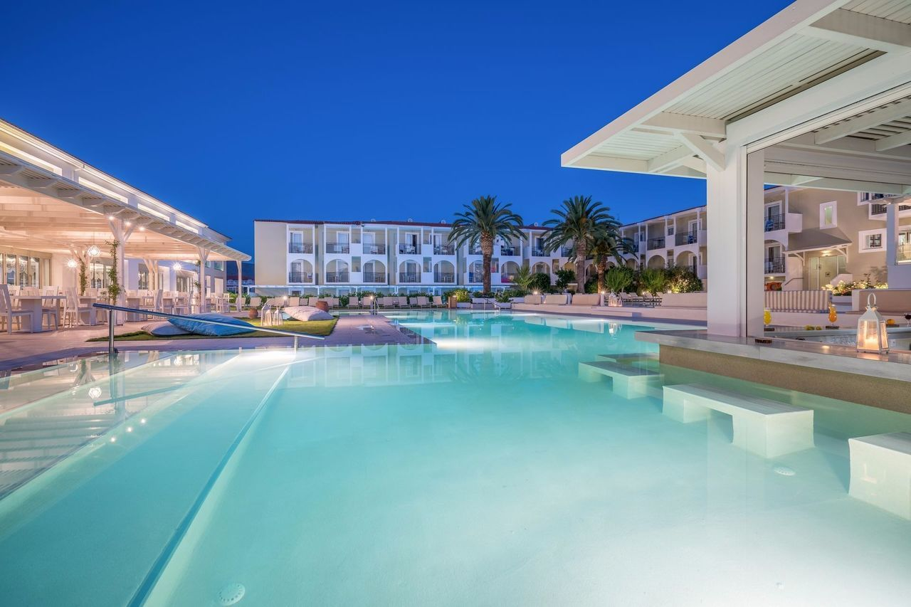Zante Park Resort & Spa | Luxury 5* hotel in Zakynthos